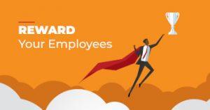 Reward employees image