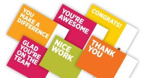 diferent thank you notes image