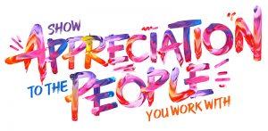 show appreciation image