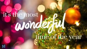 wonderful time of year image