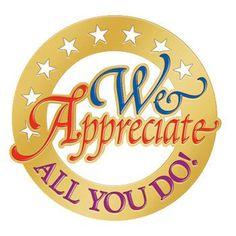 appreciation image